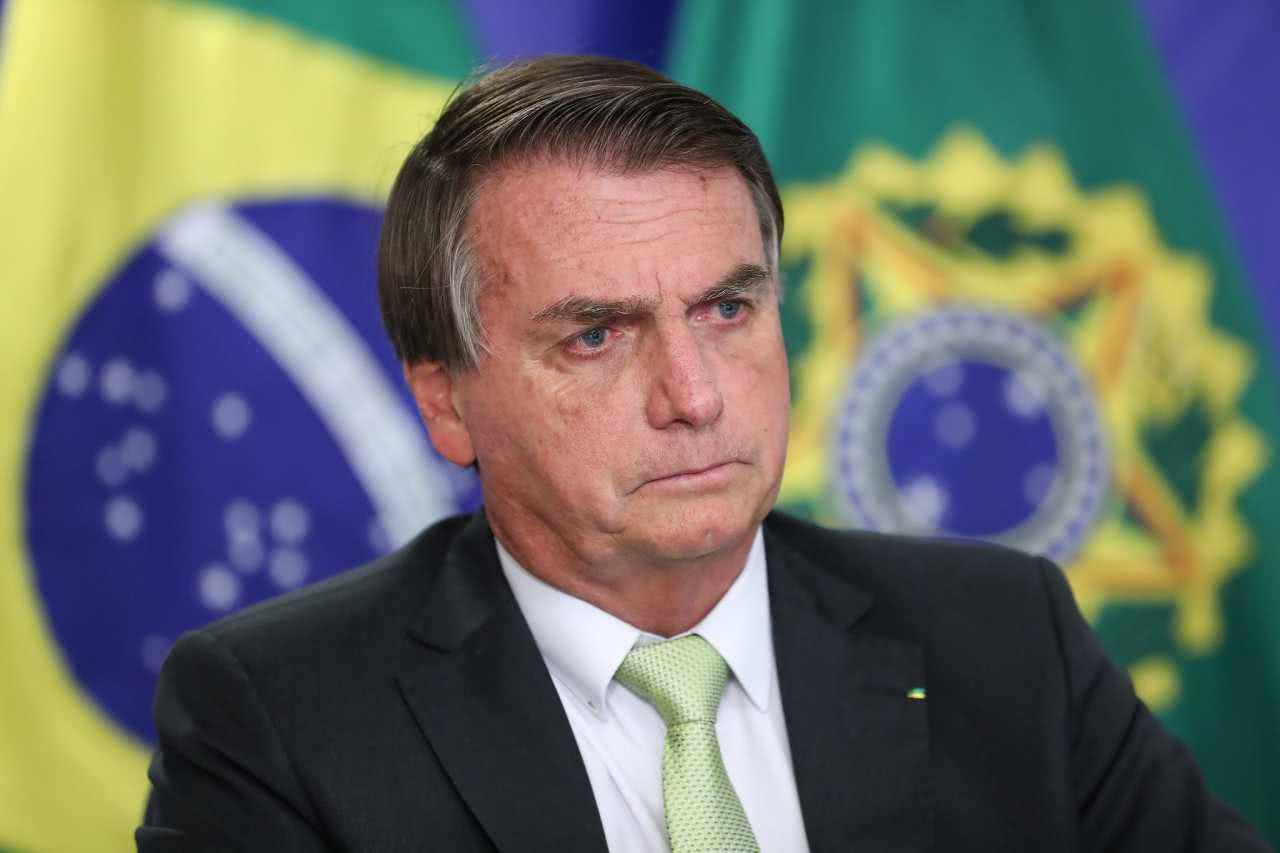 Jair Bolsonaro é o presidente da República