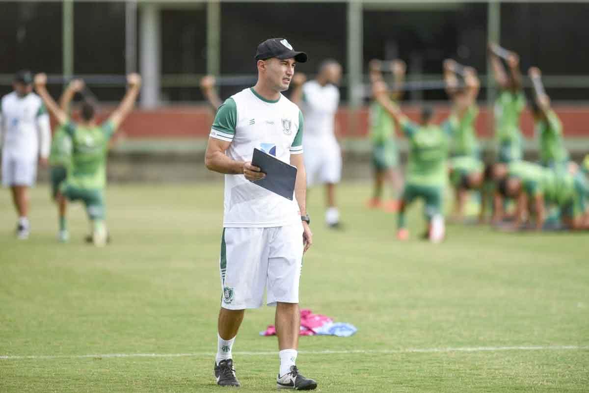 Cauan de Almeida, novo auxiliar técnico do Vasco