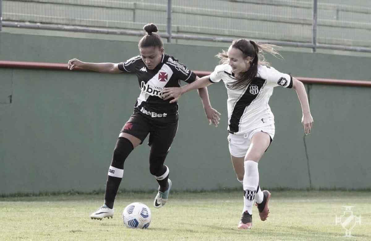 Dani Barão, atleta do Vasco