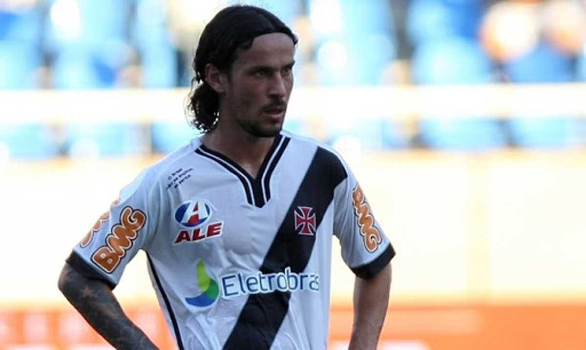 Enrico, ex-jogador do Vasco