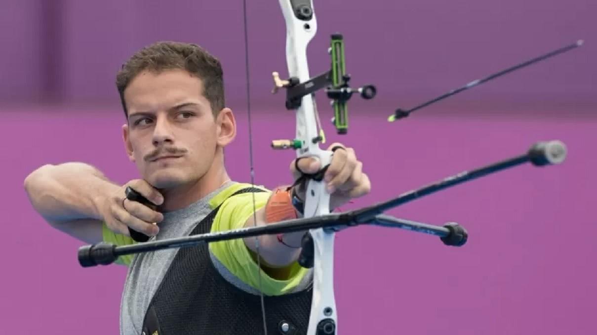 Marcus D'Almeida teve bom desempenho nas Olimpíadas