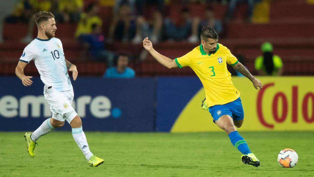 Ricardo Graça a serviço da Seleção