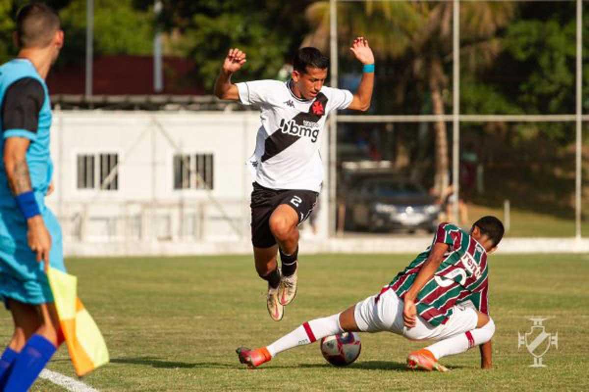 Vasco x Fluminense, Sub-15