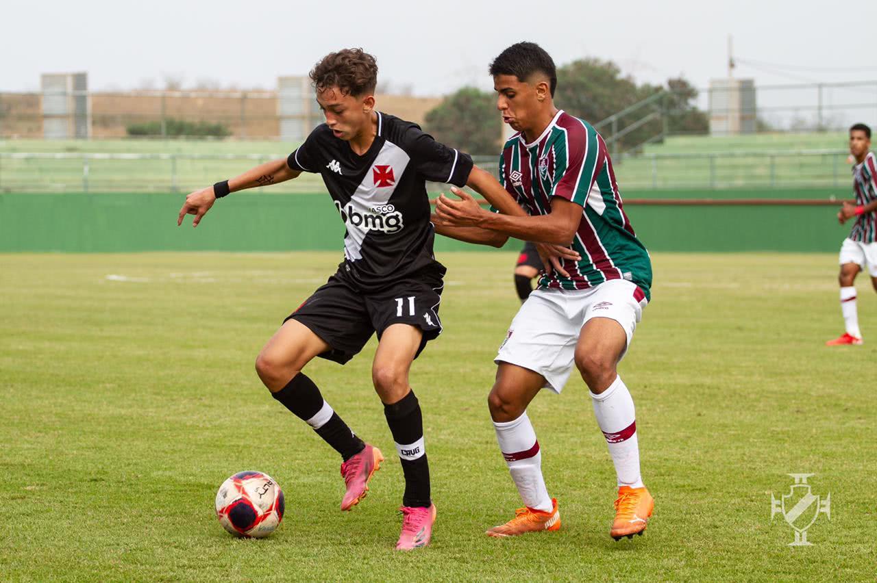 Velon, jogador do Sub-15 do Vasco