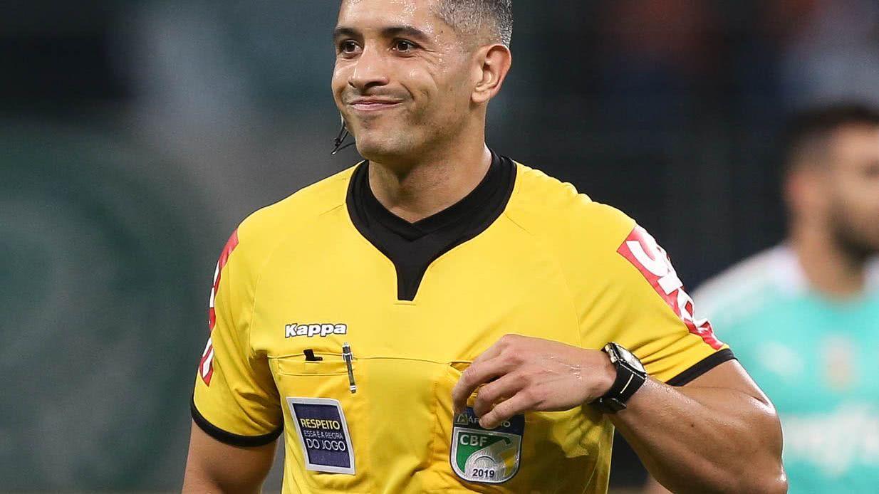 Felipe Fernandes de Lima é árbitro da Federação Mineira