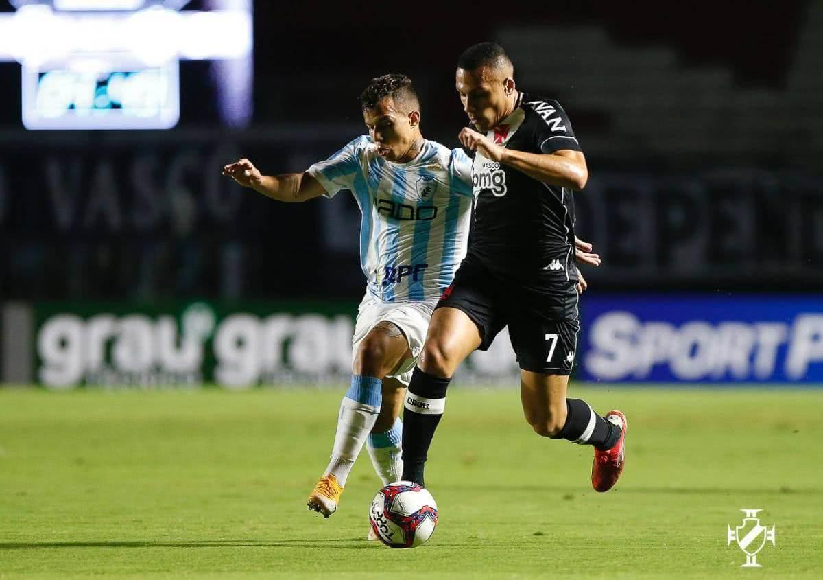 Léo Jabá durante o jogo contra o Londrina