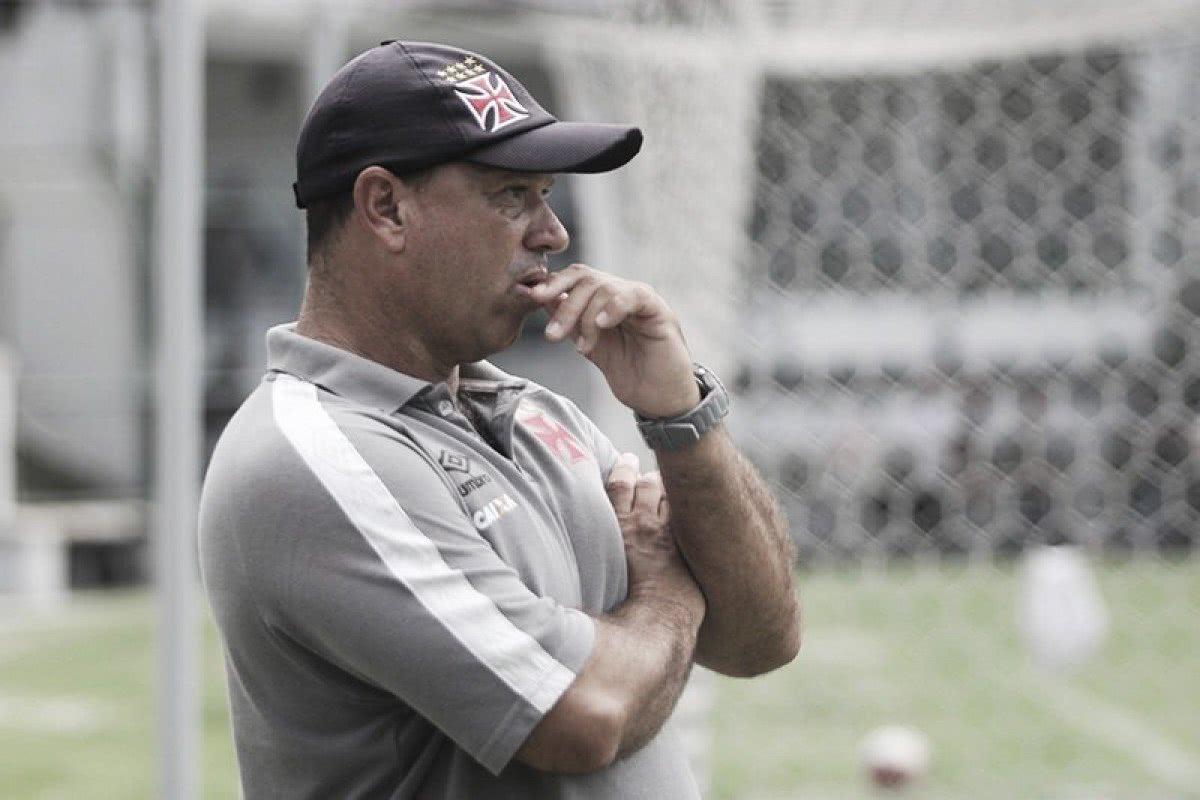 Marcus Alexandre era técnico do Sub-20 do Vasco