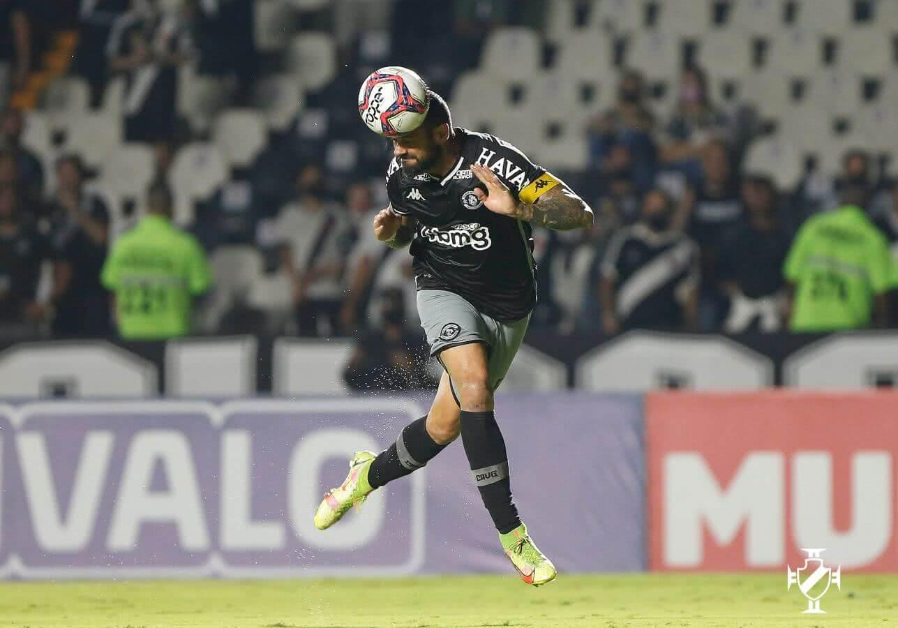Castan durante o jogo contra o Goiás
