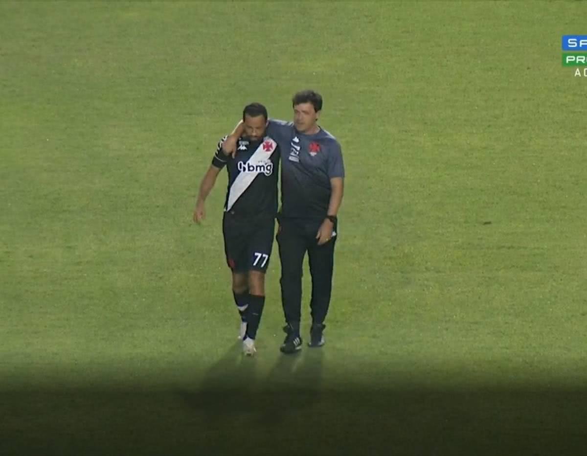 Fernando Diniz e Nenê