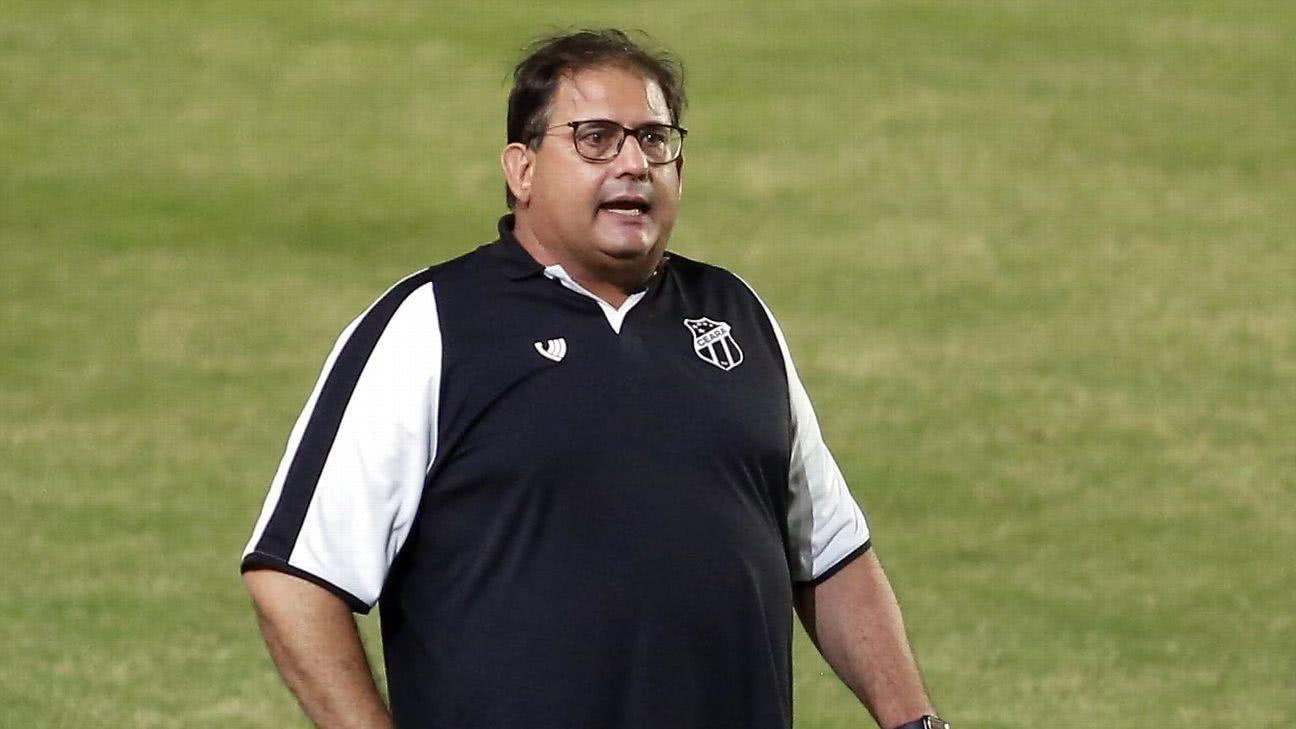 Guto Ferreira no comando do Ceará