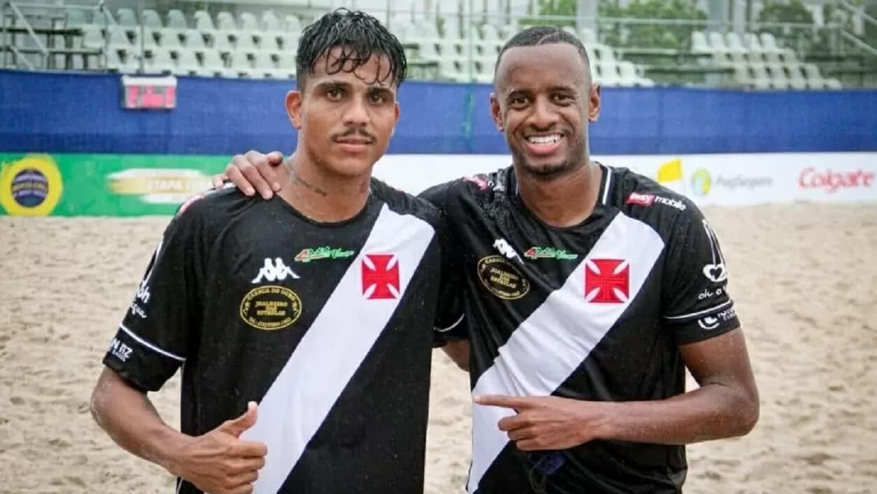 Mauricinho e Catarino são dois dos destaques do Vasco