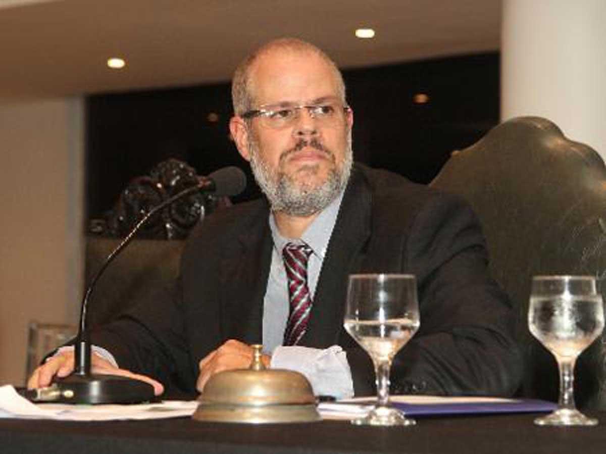 Roberto Monteiro, ex-presidente do Conselho Deliberativo do Vasco