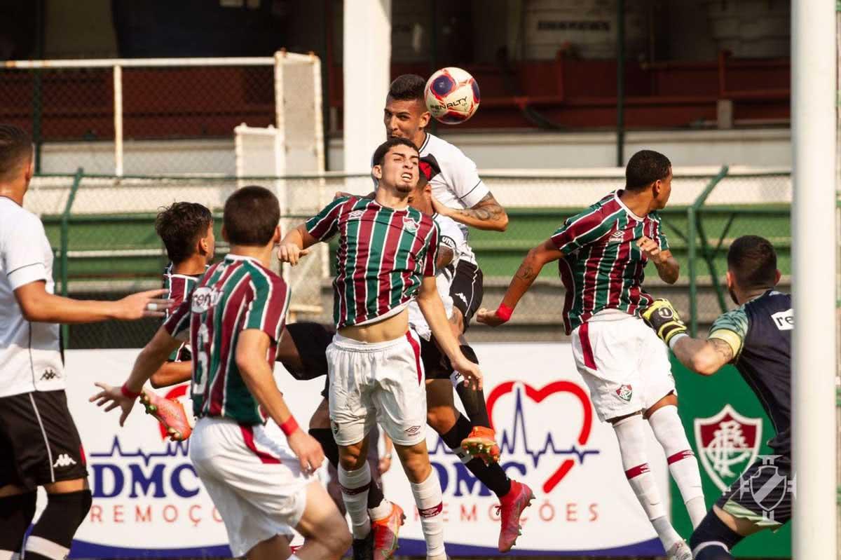 Vasco perde por 2x0 para o Fluminense