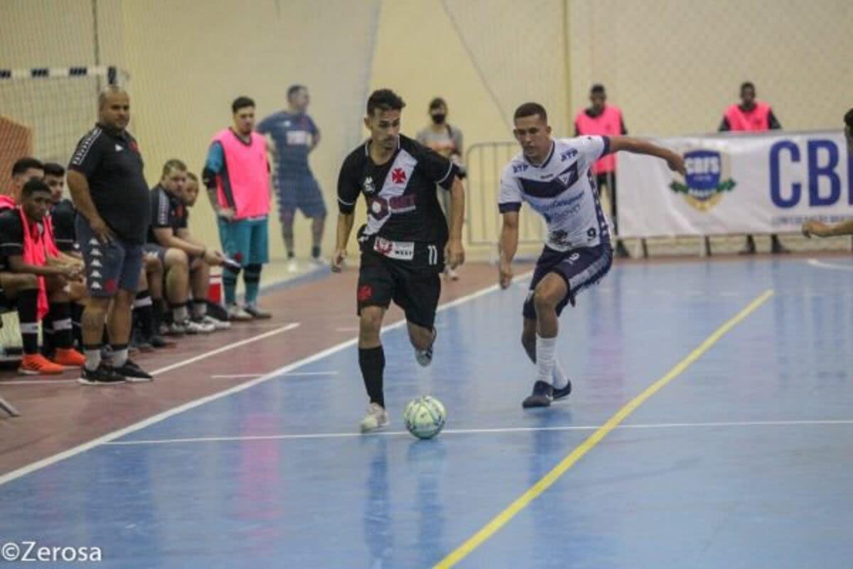 Vasco venceu o Vivaz na Taça Brasil
